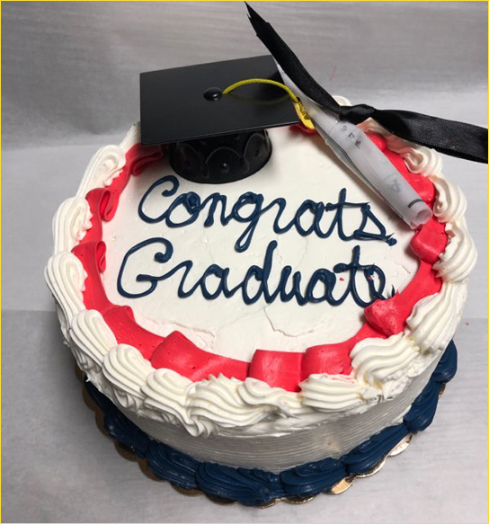 Stop In To Our Bakery For Pre Order Customize And Reserve Your Graduation Cake Today Here Are A Few Options